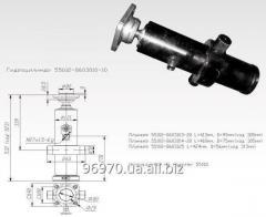 Гидроцилиндр КамАЗ 55102-8603010-10  3-х штоковый