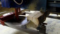 Sawing up, multisaws disk power-saw bench