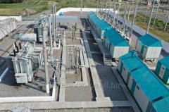 Строительство и реконструкция объектов электроснабжения под ключ
