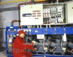 Repair of refrigerating appliances