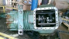 Repair of the refrigerating Bitzer, Frascold,