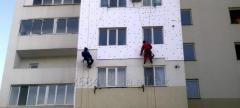 Утепление стен, фасадов, домов, наружное утепление