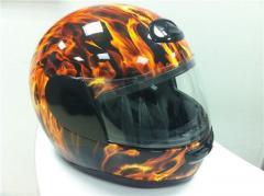 Покраска шлемов Аквапринт Аквапечать