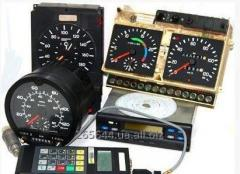 Repair of analog tachographs