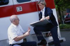 Transportation of the elderly person from Ukraine