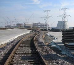 Design of the railroads. Exactly, Rovno area