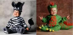 Пошив детских карнавальных костюмов