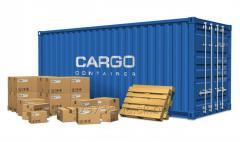 Мультимодальные контейнерные перевозки