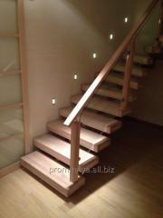 Виготовлення сходів із дерева