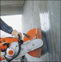 Алмазная резка бетона в Черкассах