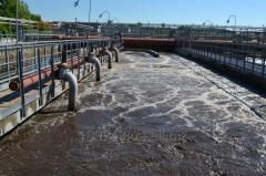 Очистки промышленных сточных вод