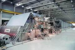 Реконструкция бумагоделательных машин