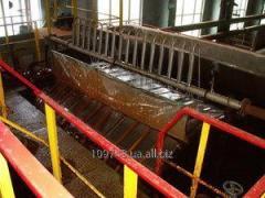 Очистка сточных вод нефтеперерабатывающей и масложировой промышленности