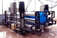 Очистка воды предприятий текстильной промышленности