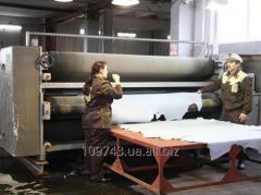 Очистка сточных вод кожевенных заводов, промышленных прачечных