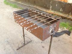 Rental barbecue in Lviv