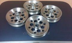 Изготовление колес для инвалидных колясок
