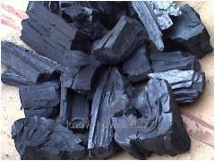 Export wood charcoal