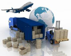Groupage cargo Forwarding services