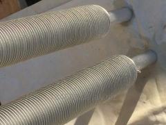 Анодирование труб разного диаметра