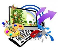 Work of the designer (logo, illustration)