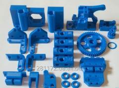 3D печать прототипирование по чертежам заказчика