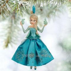 Доставка Новогодние игрушки из Китая