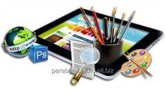 Веб-дизайн и фирменный стиль