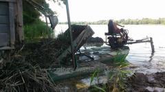 Очистка водоемов от водорослей