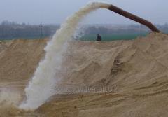 Sand-washing