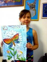 Занятия по рисованию для детей