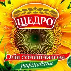 Изготовление этикетки на масло (пищевое и промышленное)