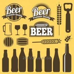 Изготовление этикетки на пиво