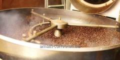 Обжарка кофе в зернах