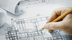 Development of project documentation, Engineering
