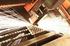 Лазерная резка металла на станках ЧПУ