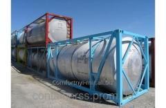Аренда цистерн и других специальных контейнеров