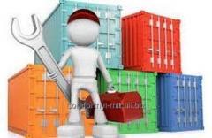 Ремонт реф контейнеров