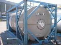 Ремонт танк контейнеров