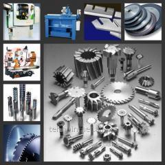 Turning milling metal processing