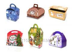 Дизайн упаковки, производство упаковки на заказ