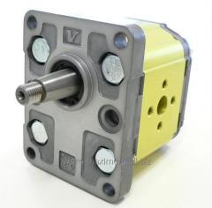 Production of gear pumps and motors