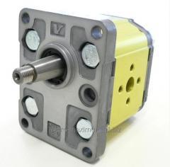 Производство шестеренных насосов и моторов