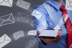 Mailing of messages on Viber
