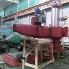 Repair and modernization of machine tools