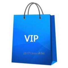 Пакет услуг VIP