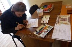 Обучение рисованию взрослых