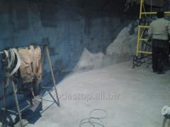 Waterproofing of basements