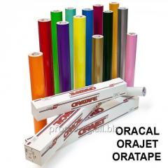 Оклейка витрин-печать на пленке Oracal (оракал)