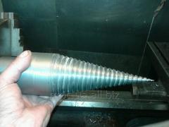 Metal processing mechanical